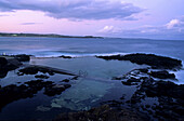 east coast, rockpool at Kiama south of Sydney, Australia