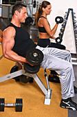 Hanteltraining, Fitness