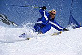 Carving, Skiing Sports