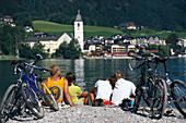 Mountainbiking, Austria