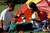 Camping, Allgemein