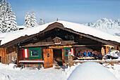 Almhuette Ruebezahl, Elmau Tyrol, Austria