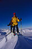 Snowshoeing, Upper Tauern Austria