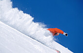 Skiing, Carving