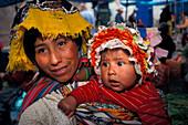 Peruanerin, Baby Peru, Suedamerika