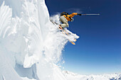 Freeriding, Lech, Oesterreich Europa