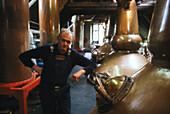 Strahisla-Distille Whiskey, , Keith, Grampian Schottland, United Kingdom