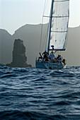 Hochseesegeln, Sáo Vicente Kapverdische Inseln