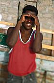 Young Man, Sáo Pedro, Sáo Vicente Cape Verde