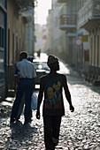 Streetlife in Mindelo, Sáo Vicente Cape Verde