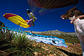 Paragliding, Andalusia, Spain Sports