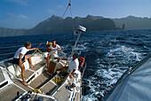 Sailing, Saó Vicente Cape Verde Island