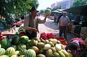 Old Men, Market, Estremoz, Alentejo Portugal