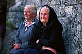 Older Woman, Monsanto, near Guarda Montanhas, Portugal