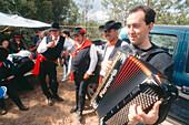 Musician, Festa da Pinha, Estoi, Portugal