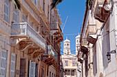 Odos Apollonos & Agios Nikolaos, Ermoupolis, Siros, Cyclades, Greece