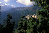 Abandoned valley, Campodonico, Castagniccia, Corsica, France
