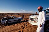 Jeep-Tour, Sharqiya-Wueste, Oman