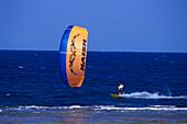 Kitesurfing, Bay of El Naba, Rotes Meer Aegypten