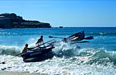 Surf Rescue, Action, Bondi Beach, Sydney Australia