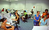 Students, Computer, James Cook University, Townsville Queensland, Australia