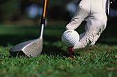 Golfen, Detail Sports
