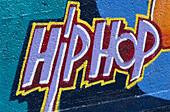 Graffiti, Kunst, Am Schlachthof, Muenchen Bayern, Deutschland