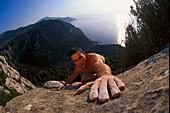 Leisure Sport, Climbing, Majorca Spain