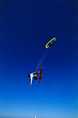 Kite surfing, Djerba, Tunisia, Africa