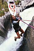 Canyoning, Trendsport, Sport