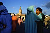 A loose earring, Jamma el-Fna, Marrakech, Morocco North Africa