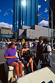 Klondike Days, Downtown, Edmonton Alberta , Canada