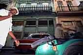 Streetscene in Havana, Havana, Cuba Carribean