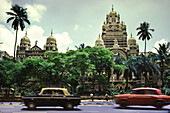 Downtown Bombay Mumbai, , municipal building, Mumbai, Maharashtra India, asia