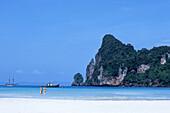 Beach on Ko Phi Phi, Ko Phi Phi Island, Thailand