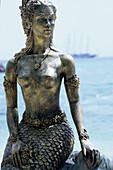 Ko Phi Phi Mermaid Statue, Ko Phi Phi Island, Thailand