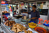 Indian Food Stall, George Town, Penang, Malaysia
