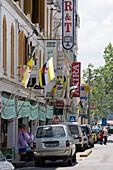 Street Scene, Bandar Seri Begawan, Brunei Darussalam, Asia