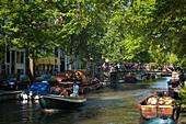 Boat, Egelantiersgracht, Jordaan, Egelantiersgracht, Jordaan