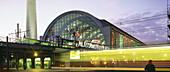 Alexanderplatz railway station, Berlin, Germany