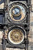 Astronomical Clock, Old Town Hall, Prague, Czechia