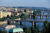 River Vltava, Prague, Czechia