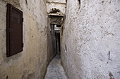 Narrow alley, Fes, Morocco