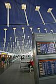 Pudong Airport Shanghai, China,Passenger Lounge Pudong International Airport, Departure, Terminal