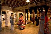 Fashion, Biche de Bere,French haute couture and pret a porter designer Biche de Bere, warehouse at Souzhou Creek, Nan Su Zhou Lu