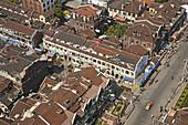 Jewish quarter, Hangkou,das ehemalige jüdische Viertel im Stadtteil Hongkou, Zhuoshan Lu, Klein-Wien, in dieses Gebiet kamen bis 1941 ca 18000-19000 deutsche Juden, denn Shanghai war aufgrund des internationalen Status letztlich der einzige Ort, an den ma