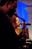 singer, Miranda Li, Bar, Four Seasons Hotel, Saxophone, music