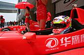 circuit race course,show gilrs, racing driver, circuit, racing car, formula, red