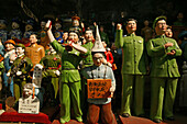 Figurines of Mao, Gang of Four, Souvenir