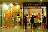 Shopping arcades Shanghai,shopping malls, escalator, shops, stores, mega malls, multi storey, advertising, consumers, fashion, design